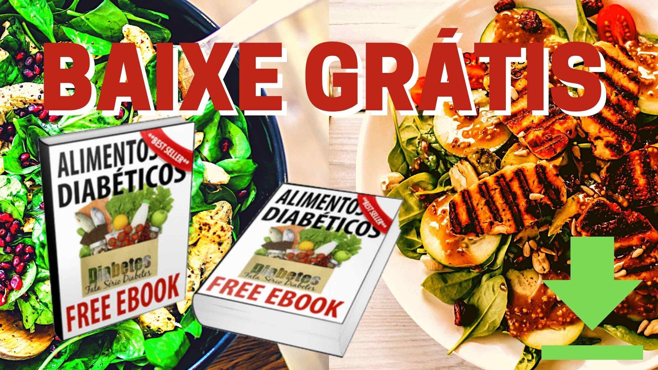 alimentação para diabéticos ebook pdf grátis