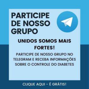 Grupo Telegram para Diabéticos
