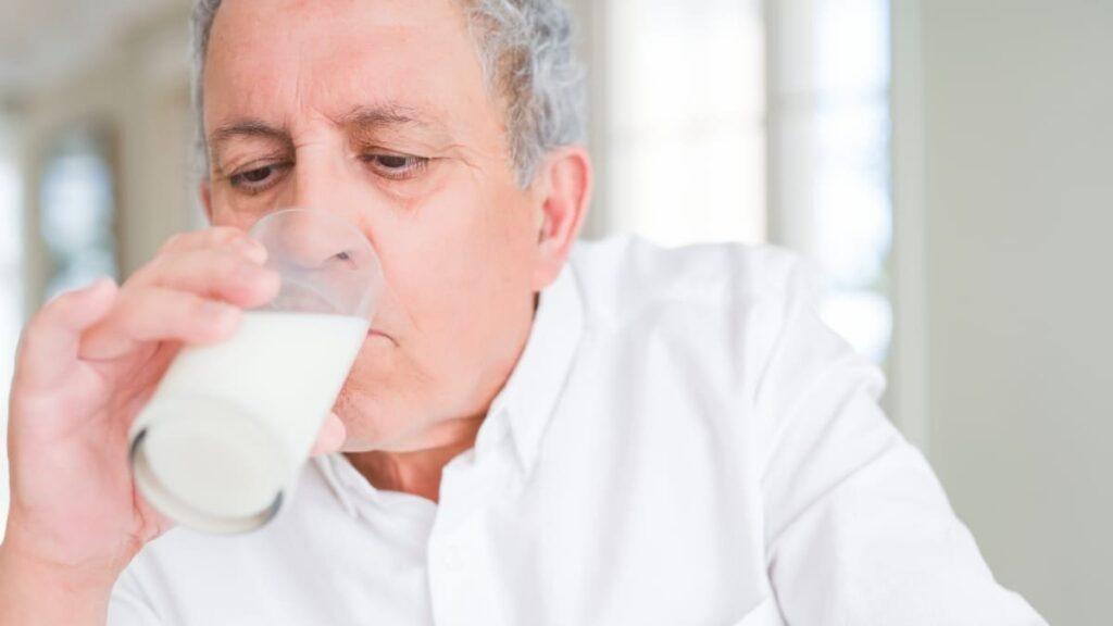 diabético pode tomar leite
